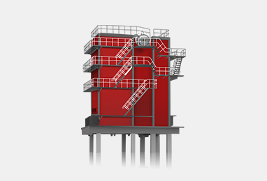 SHX型循环流化床锅炉